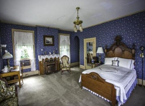 Mrs. Hancock's Room